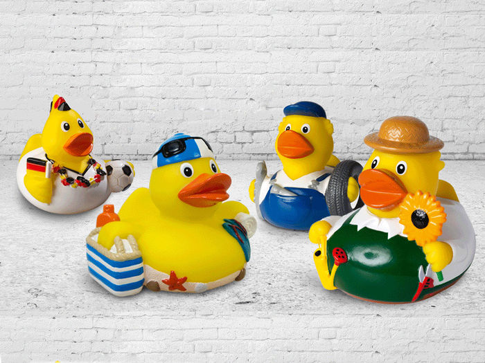 Grossiste de canards en plastique